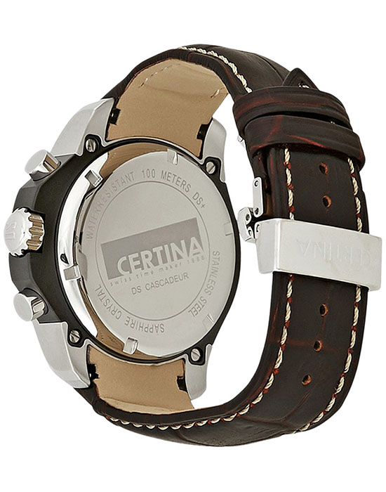 Часы Certina DS Cascadeur C003.617.26.290.00